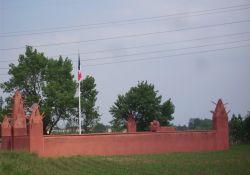 Ehrenfriedhof 'Tata sénégalais'