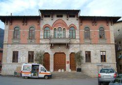 Palazzo Littorio (Foto: Baldini)