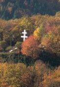 Widerstandsdenkmal Croix du Staufen (© OT du Pays de Thann)