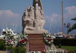 Widerstandsdenkmal am Hafen, Ajaccio