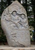 Denkmal für die Résistance im Finistère