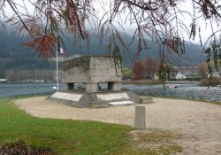 Nantua, Deportiertendenkmal; Quelle: memoire-deportation-ain.fr