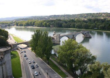 Pont d'Avignon; Quelle: Jean-Marc Rosier, Wikipedia, CC BY-SA 3.0