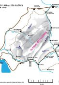Glières-Plateau und Taldörfer