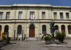 Widerstandsmuseum in der 'verbotenen Zone'