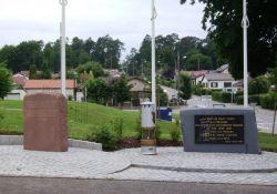 französisch-polnisches Denkmal
