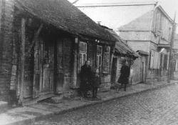 Häuser im Ghetto (fold3)