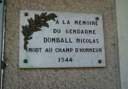 Tafel Domball
