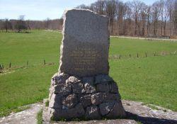 Gedenkstein für erschossene Geisel