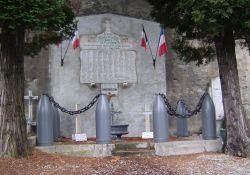 Totenmal Friedhof Tosi