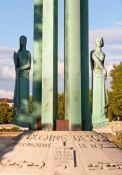 Denkmal der fünfzig Geiseln (© Thomas A. Schmidt)