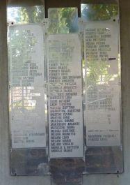 Namen der Opfer vom 4. Juli 1944