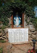 Kapelle in der Viale dei Minatori (Foto: Baldini)