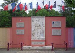 Denkmal der Pionniers du Vercors