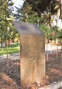 Parco della resistenza dell'8 Settembre - Gedenkstele Frauenwiderstand