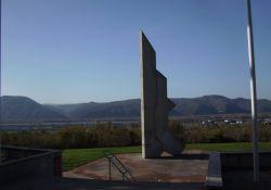 Memorial von oben gesehen