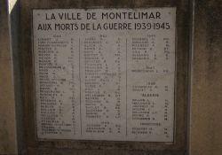 2. Totentafel 1939-1945
