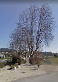Stele Erschossene Pont de Piles; Quelle: googlemaps