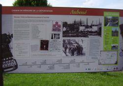 Informationstafel