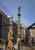 Mariensäule, Place Saint-Jacques
