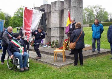 Spanierdenkmal in Mauthausen; Quelle: www.grsoe.at