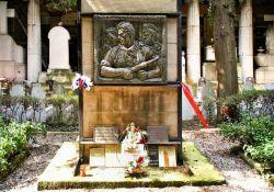 Gedenken an die getöteten Mitlieder der Resistenza