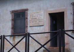 Gebäude, in dem sich die Gaskammer befand
