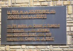 """Tafel """"Preis des Freiheitskampfes"""""""