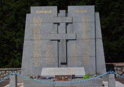 Monument du Maquis de Grandrupt