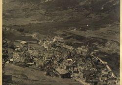 Lanslevillard 1944 in Trümmern; © archives cg73, 2F1 3367