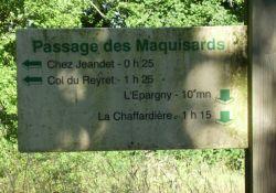 Maquisardspfad