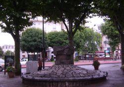 Jean Moulin-Denkmal