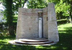 """Denkmal der """"Résistance civile"""""""