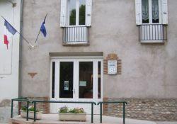 Museum neben dem Rathaus von Le Vernet