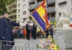 Neueinweihung Spanierdenkmal 2014; © Marie-Claire Concha des Dago, resistance-espagnole 74.com