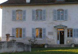 Lerngebäude, heutiger Zustand; © Maison d'Izieu