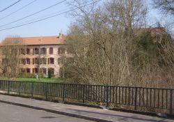 ehem. Zwangsarbeiterheim, heute Wohnhaus