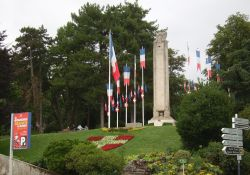 Savoyer Totendenkmal