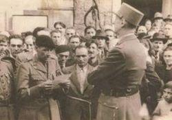 Partisanen berichten de Gaulle (Quelle: ANACR 2A)