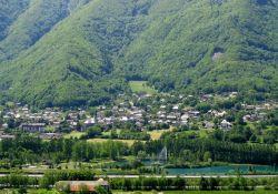 Blick auf das Dorf; (c) tourisme-la-chambre.com