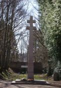 Denkmal zu Ehren der Erschossenen