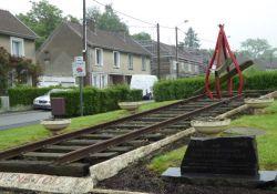 Denkmal Eisenbahner-Widerstand