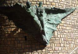 Skulptur der Todeslager