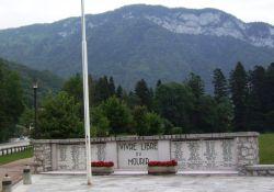 Nationalfriedhof der Glières-Kämpfer, Namenstafel