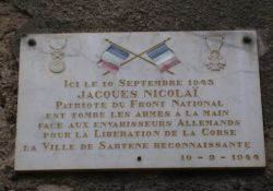 Tafel Don Jacques Nicolaï