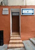 Eingang der Synagoge (© Louis A. Davidson / Synagogue360.org)
