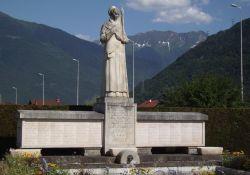 Resistance-Denkmal, Detailansicht