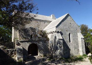 Kapelle Sainte-Anne auf dem Plateau de Manivert