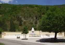 Ehrenfriedhof Eygalayes