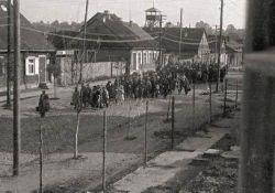 Rückkehr der Zwangsarbeiter ins Ghetto (fold3)